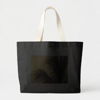 La bolsa de asas de la puesta del sol de la palmer