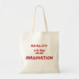 La bolsa de asas de la realidad/de la imaginación