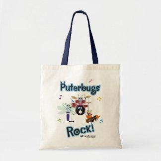 La bolsa de asas de la roca de Puterbugs