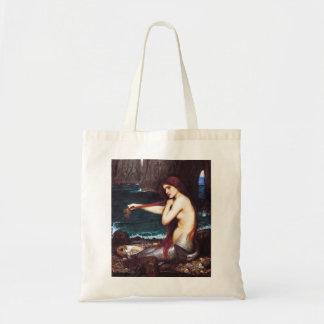 La bolsa de asas de la sirena de John William Wate