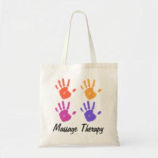 La bolsa de asas de la terapia del masaje