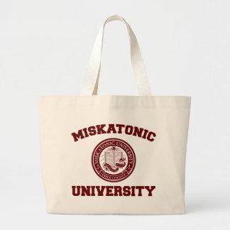 La bolsa de asas de la universidad de Miskatonic