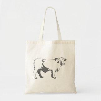La bolsa de asas de la vaca
