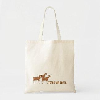 La bolsa de asas de las cabras del mA de los totes