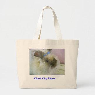 La bolsa de asas de las fibras de la ciudad de la