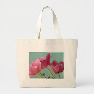 La bolsa de asas de las flores