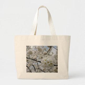 La bolsa de asas de las flores de cerezo 6