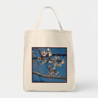 La bolsa de asas de las flores de cerezo que llora