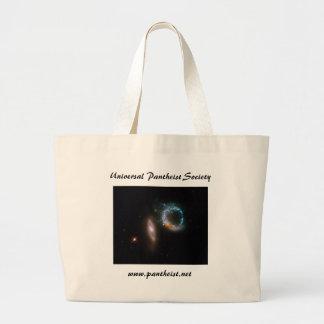 La bolsa de asas de las galaxias que obra recíproc