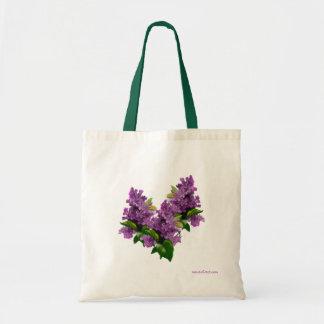 La bolsa de asas de las lilas