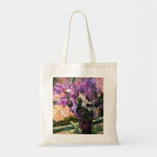 La bolsa de asas de las lilas de Mary Cassatt