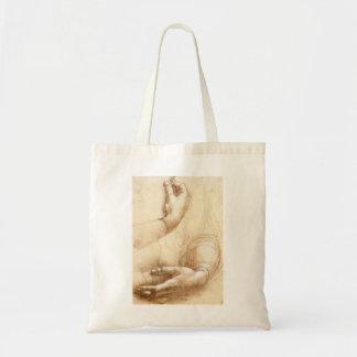 La bolsa de asas de las manos de da Vinci