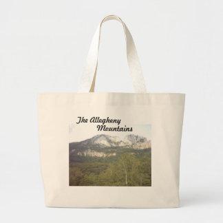 La bolsa de asas de las montañas de Allegheny