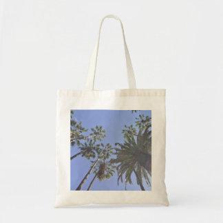 La bolsa de asas de las palmeras de California