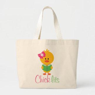 La bolsa de asas de Lits del polluelo