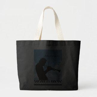 La bolsa de asas de los amantes de la música del a