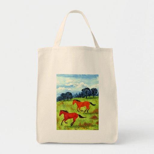 """La bolsa de asas de los caballos - """"desenfrenado """""""