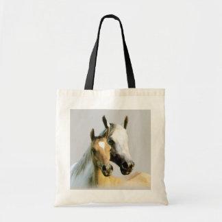La bolsa de asas de los compinches del caballo