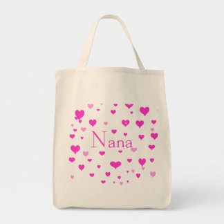 La bolsa de asas de los corazones de Nana