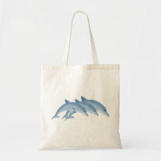 La bolsa de asas de los delfínes