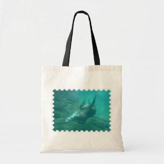 La bolsa de asas de los leones marinos