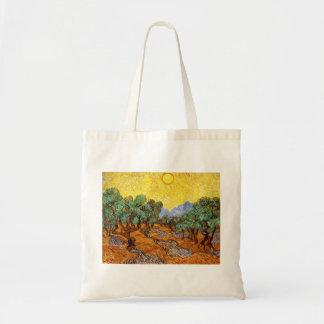 La bolsa de asas de los olivos de Van Gogh