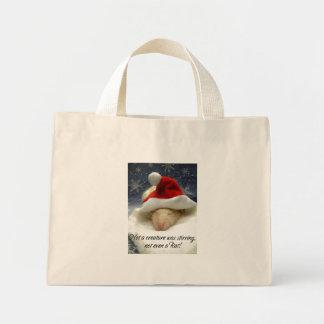 La bolsa de asas de los sueños del navidad de Ratt
