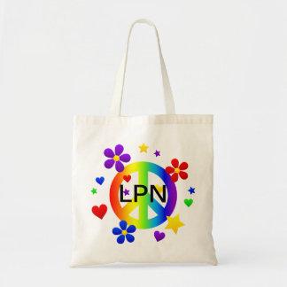 La bolsa de asas de LPN