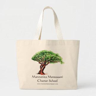 La bolsa de asas de Manzanita