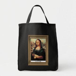 La bolsa de asas de Marcel Duchamp LHOOQ
