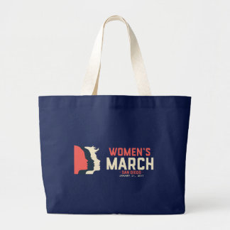 La bolsa de asas de marzo de las mujeres de San