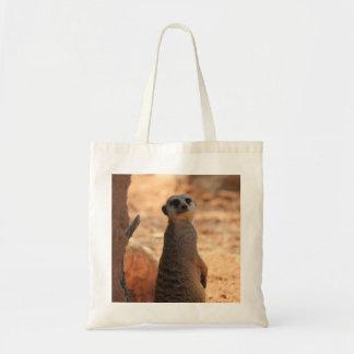 La bolsa de asas de Meerkat del peekaboo, bebés de