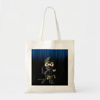 La bolsa de asas de Ninja