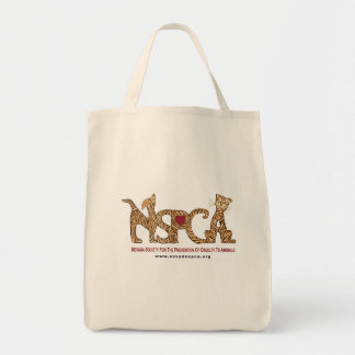 La bolsa de asas de NSPCA