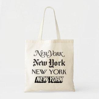 La bolsa de asas de Nueva York, Nueva York