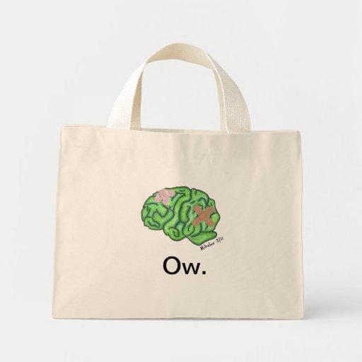 """La bolsa de asas de """"Ow"""""""