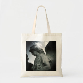 La bolsa de asas de piedra del ángel