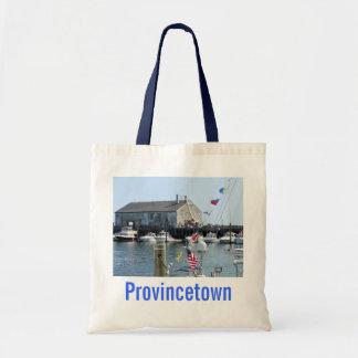 La bolsa de asas de Provincetown Massachusetts Cap