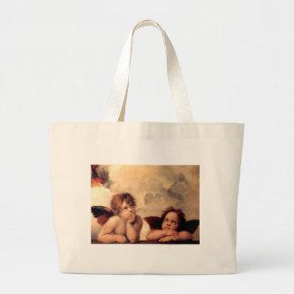 La bolsa de asas de Putti de Rafael