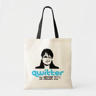 La bolsa de asas de Qwitter