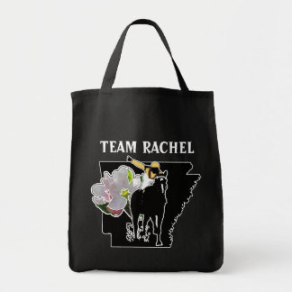 La bolsa de asas de Raquel del equipo - Apple flor