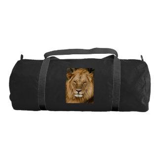 La bolsa de asas de rey Lion Bolsa De Deporte