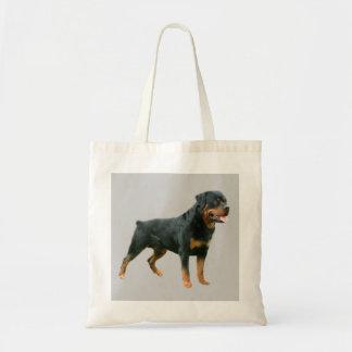La bolsa de asas de Rottweiler