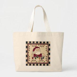 La bolsa de asas de Santa