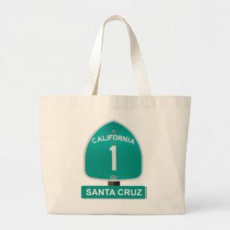 La bolsa de asas de Santa Cruz de la carretera 1 d