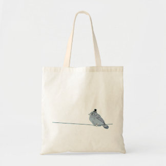 La bolsa de asas de señor Monocled Sparrow