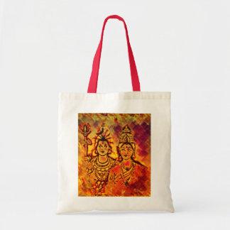 La bolsa de asas de señor Shiva Parvati Budget