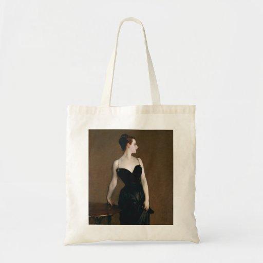 La bolsa de asas de señora X de John Singer Sargen