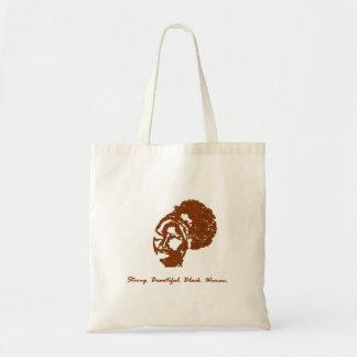 La bolsa de asas de Sista del soplo del Afro