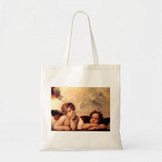 La bolsa de asas de Sistine Madonna de las querube